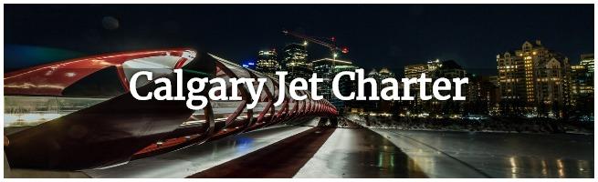 Calgary Jet Charter