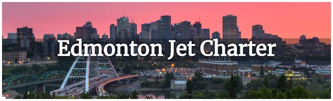 Private Jet Charter Edmonton