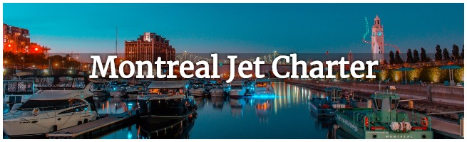 Charter Flights to Montreal