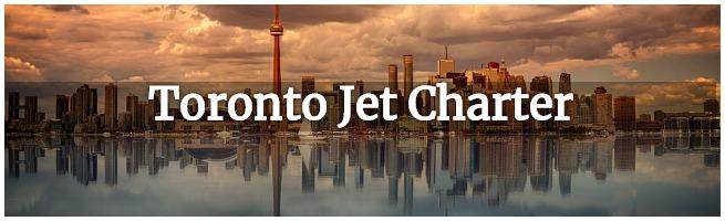 Private Jet to Toronto