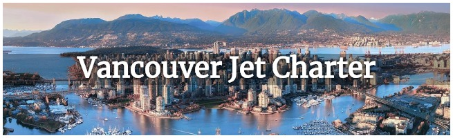 Charter Flights to Vancouver