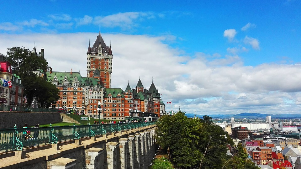 quebec city private jet flights
